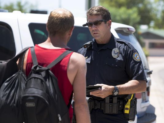 Scottsdale police deal with body-camera limits