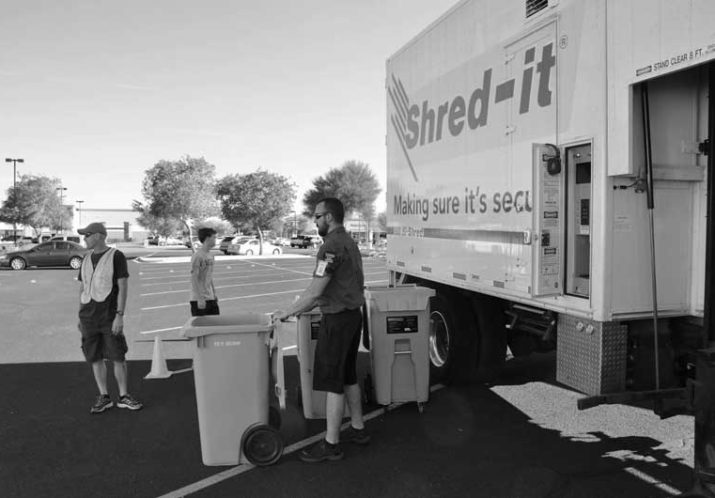 COPS Shred It Day